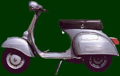 Stock Image: Vintage vespa - Dreamstime Stock Photography